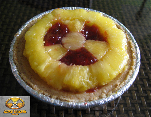 Duke Nukem Fruit Tarts