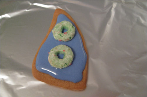 Day of the Tentacle Sugar Cookies