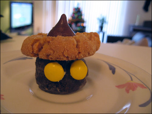 Final Fantasy Black Mage Cookies