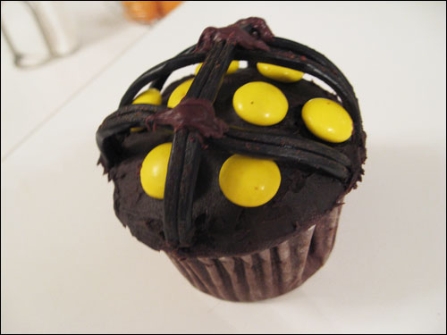 BioShock Big Daddy Cupcakes