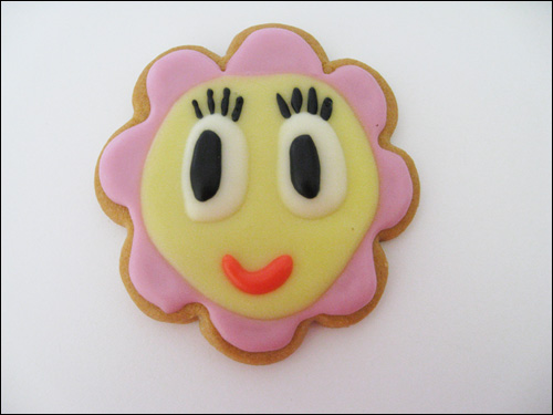 PaRappa the Rapper Sunny Sugar Cookies