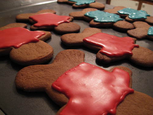 TF2 Soldier Sugar Cookies
